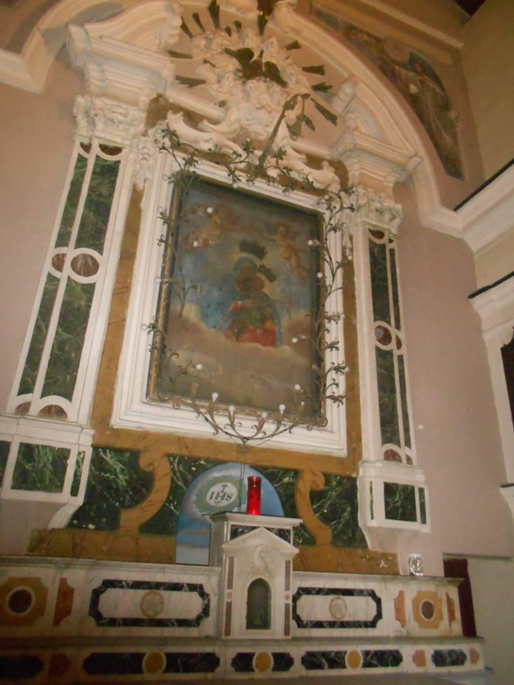 Altare maggiore - dettaglio